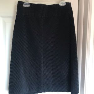 NWT Gap Corduroy Pencil Skirt